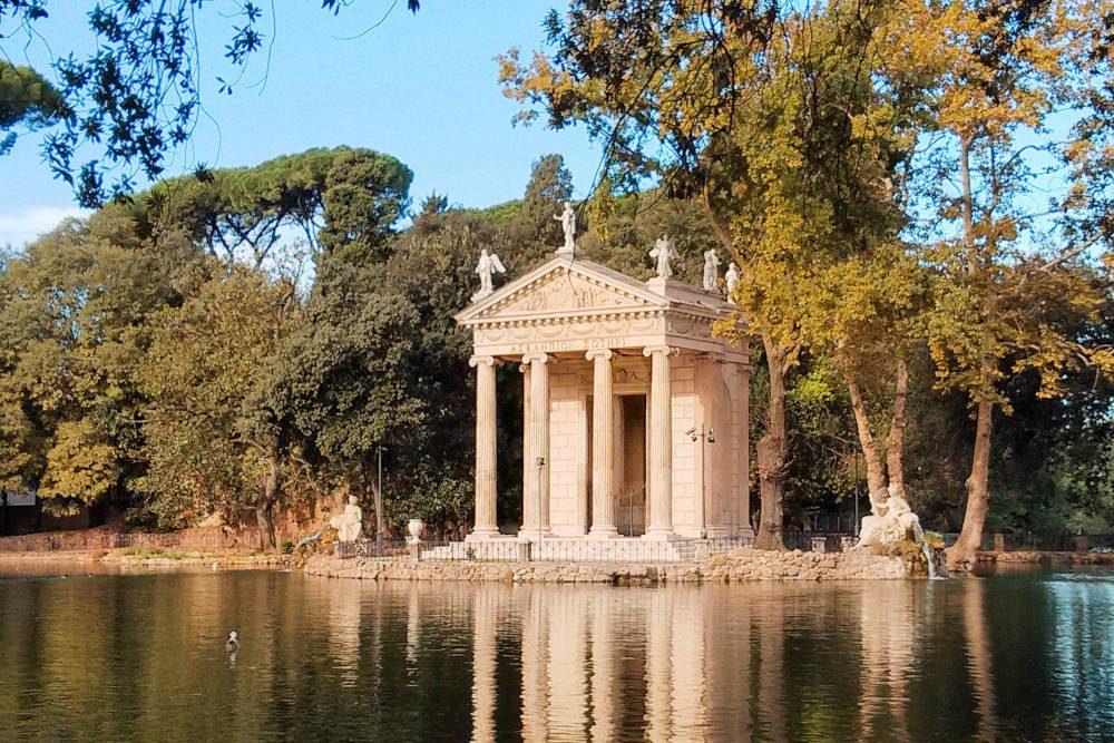 Park in Rom